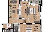3 otaqlı yeni tikili - Nizami m. - 119 m² (8)