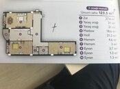 3 otaqlı yeni tikili - Dərnəgül m. - 123 m² (3)