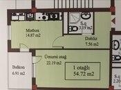 1 otaqlı yeni tikili - Neftçilər m. - 55 m² (11)