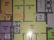 4 otaqlı yeni tikili - Bakmil m. - 205.8 m² (2)