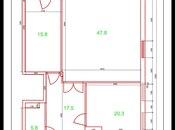 3 otaqlı yeni tikili - Yasamal q. - 115 m² (11)