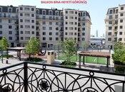 4 otaqlı yeni tikili - Şah İsmayıl Xətai m. - 170 m² (2)