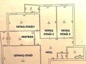 4 otaqlı yeni tikili - İnşaatçılar m. - 150 m² (3)