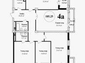 4 otaqlı yeni tikili - Yasamal r. - 185 m² (50)