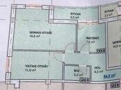 2 otaqlı yeni tikili - Masazır q. - 64 m² (8)