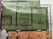 3 otaqlı yeni tikili - Nəsimi r. - 98 m² (5)