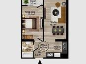 2 otaqlı yeni tikili - 20 Yanvar m. - 44 m² (4)