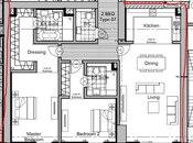 3 otaqlı yeni tikili - Nəsimi r. - 150 m² (7)