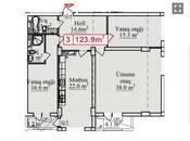 3 otaqlı yeni tikili - Nəsimi r. - 123.7 m² (8)