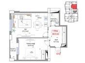1 otaqlı yeni tikili - Yasamal r. - 64.5 m² (3)