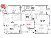 5 otaqlı yeni tikili - İnşaatçılar m. - 213 m² (3)