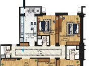 5 otaqlı yeni tikili - Xətai r. - 208 m² (2)