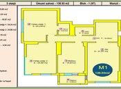 3 otaqlı yeni tikili - Nərimanov r. - 138.8 m² (2)