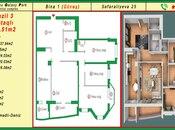 4 otaqlı yeni tikili - Nəsimi r. - 185.5 m² (2)