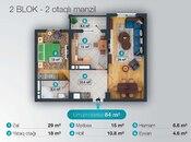 2 otaqlı yeni tikili - Nəsimi r. - 84 m² (4)