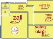 3 otaqlı yeni tikili - Nərimanov r. - 147 m² (2)
