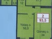 3 otaqlı yeni tikili - Nərimanov r. - 93.5 m² (16)