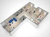 4 otaqlı yeni tikili - Nəriman Nərimanov m. - 216.9 m² (6)