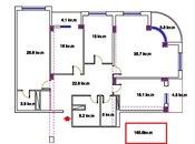 4 otaqlı yeni tikili - Elmlər Akademiyası m. - 165 m² (5)