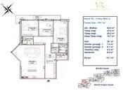 4 otaqlı yeni tikili - Nəsimi r. - 199.7 m² (15)
