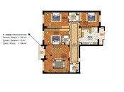 4 otaqlı yeni tikili - Xətai r. - 198 m² (13)